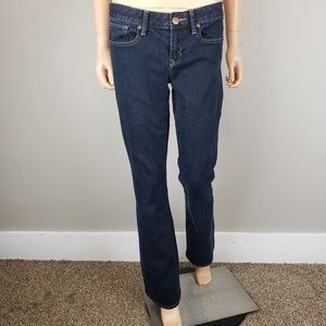 ✿❀ GAP 1969 Dark Low-Rise Jeans ❀✿